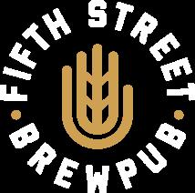 Fifth Street Brewpub logo
