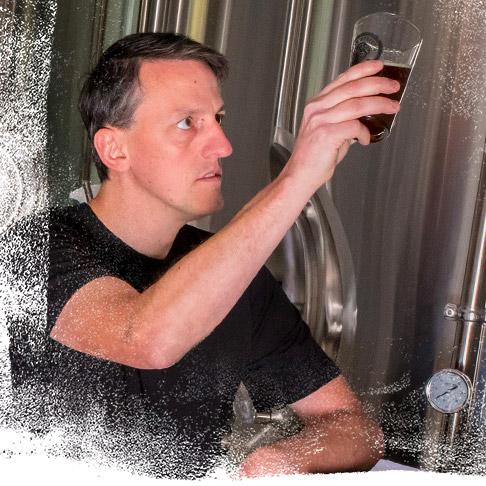 FSB Brewmaster Darren Link